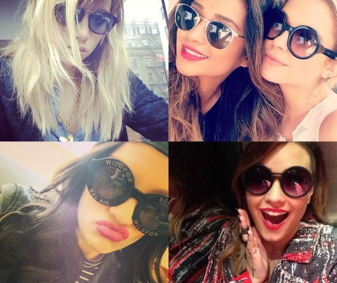 Suki Wterhouse, Ashley Benson su drauge, Jessie J, Demi Lovato