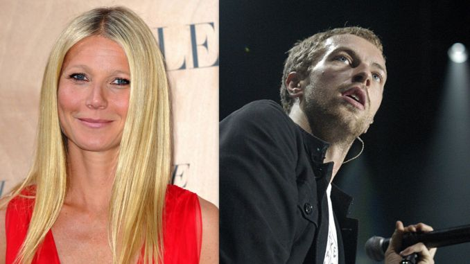 Gwyneth Paltrow ir Chrisas Martinas